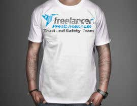 #54 for Design a T-Shirt for Freelancer.com's Trust and Safety Team af shafiqulislam201