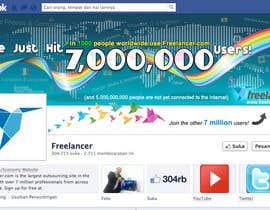 #244 para Design a Banner for Freelancer.com's Facebook Page! por shipbuysale