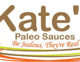 #154 para Design a Logo for Kate's Paleo Sauces por boka011