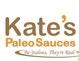 #156 for Design a Logo for Kate's Paleo Sauces af boka011