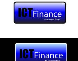 #85 para Design a Logo for ICT Finance por caterbacher