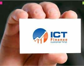 #8 untuk Design a Logo for ICT Finance oleh whitecat26