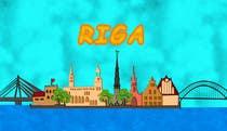 Graphic Design Konkurrenceindlæg #17 for City panorama cartoon illustration