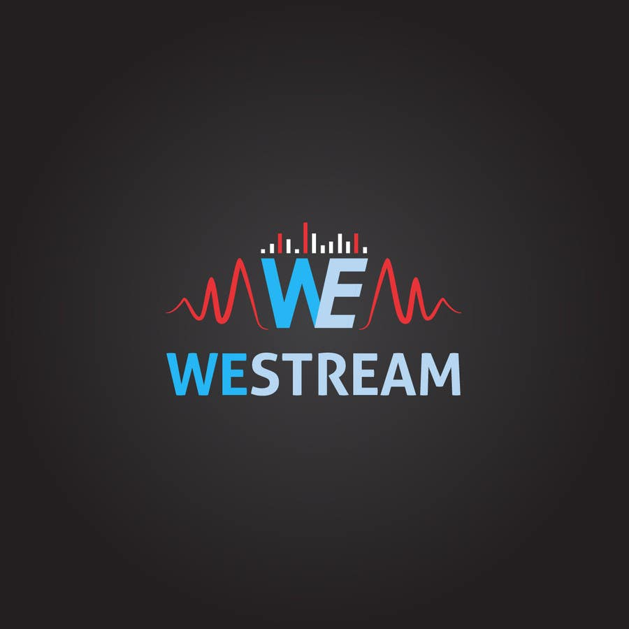 Contest Entry #                                        76                                      for                                         Design a Logo for WeStream