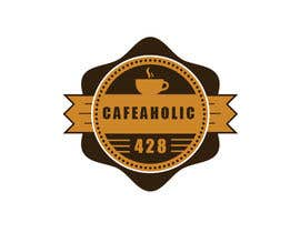 #34 for Name a cafe and design a logo around '428' af adryaa