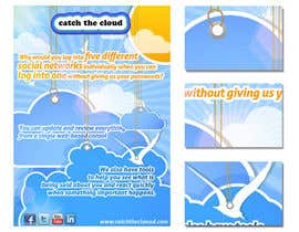 #67 untuk Full-Page Advertisement Design for Social Networking Website oleh Macario88