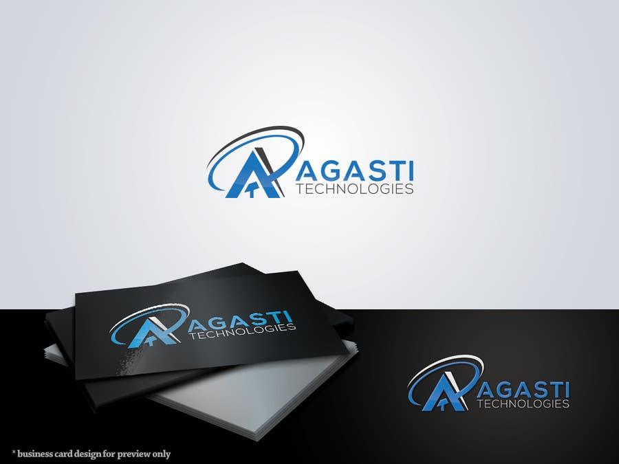 Konkurrenceindlæg #                                        21                                      for                                         Design a Logo for Agasti Technologies