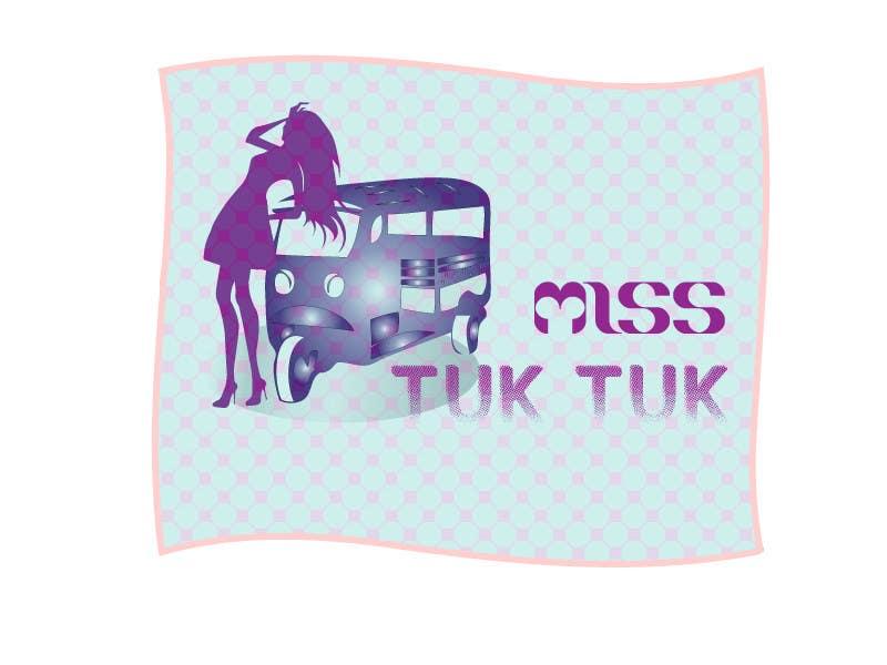 Bài tham dự cuộc thi #                                        48                                      cho                                         Miss Tuk Tuk