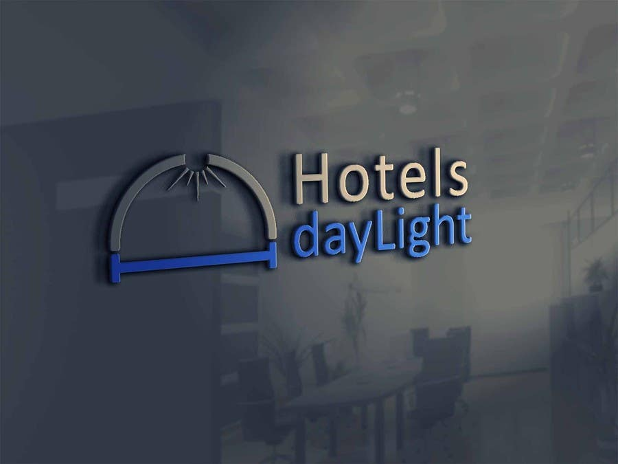 Contest Entry #                                        33                                      for                                         hotelsdaylight logo