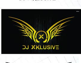 nº 21 pour Design a Logo for DJ Xklusive par thoughtcafe