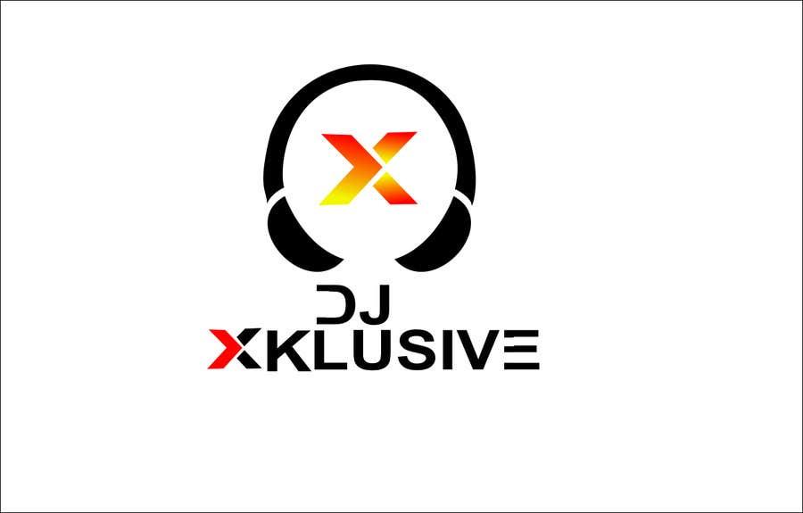 Proposition n°                                        22                                      du concours                                         Design a Logo for DJ Xklusive