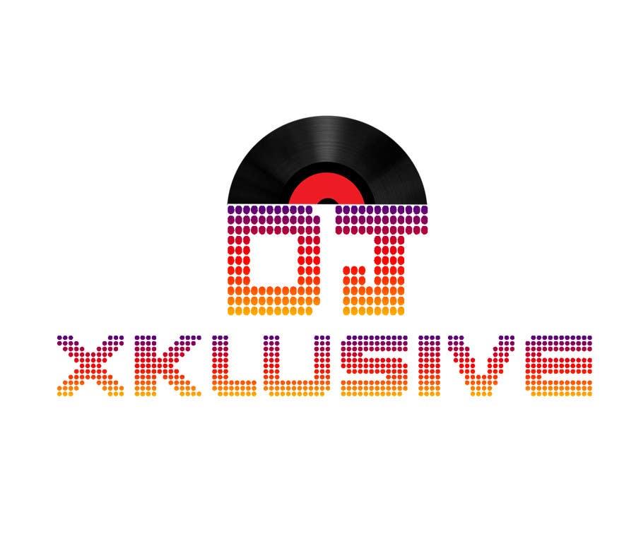 Proposition n°                                        13                                      du concours                                         Design a Logo for DJ Xklusive