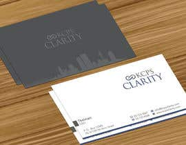 #93 para Design Stationery for KCPS Clarity por jobee