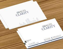 #94 for Design Stationery for KCPS Clarity by jobee