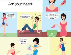 #17 for Design/Create Images for Heel Genie by maromi8
