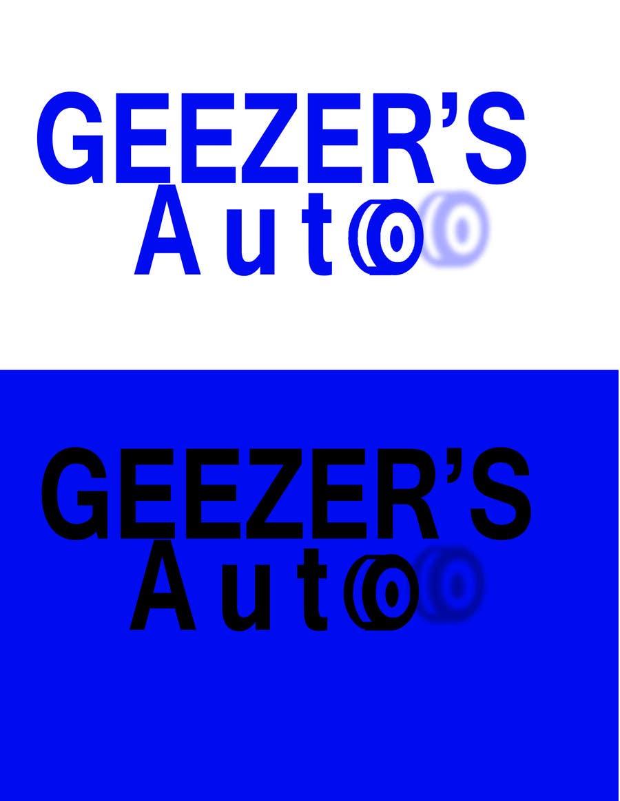 Konkurrenceindlæg #                                        38                                      for                                         Design a Logo for Jake Four Auto Repair
