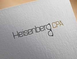 #29 para Design a Logo for Heisenberg CPA (Accounting Firm) por arunkrishnan818