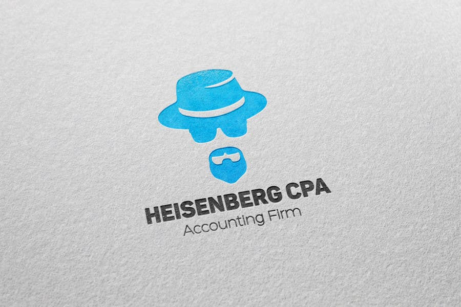 Contest Entry #                                        8                                      for                                         Design a Logo for Heisenberg CPA (Accounting Firm)