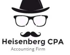 #49 for Design a Logo for Heisenberg CPA (Accounting Firm) af fb552986f8a8888