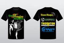 Graphic Design Konkurrenceindlæg #4 for Design a T-Shirt for a Fighter
