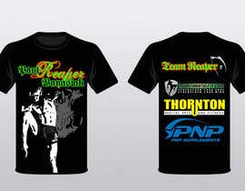 #4 for Design a T-Shirt for a Fighter af phanon
