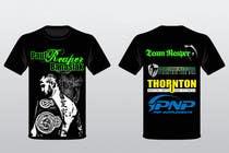 Graphic Design Konkurrenceindlæg #12 for Design a T-Shirt for a Fighter