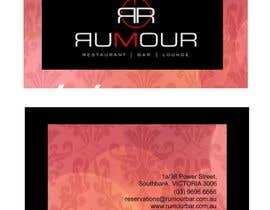 Nro 14 kilpailuun Mahindroo Holdings and Rumoubar käyttäjältä thoughtcafe