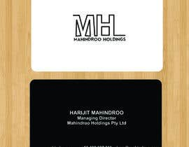 #16 for Mahindroo Holdings and Rumoubar by thoughtcafe
