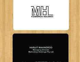 Nro 16 kilpailuun Mahindroo Holdings and Rumoubar käyttäjältä thoughtcafe