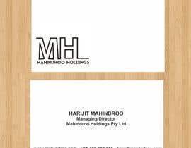 Nro 20 kilpailuun Mahindroo Holdings and Rumoubar käyttäjältä thoughtcafe