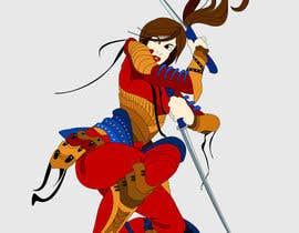 thinklink2015 tarafından Illustrate Something for Samurai için no 3