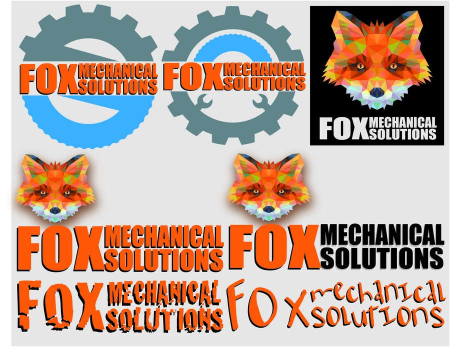 Contest Entry #                                        3                                      for                                         Create a Logo, Business Card and Letterhead Package for FMS -- 2