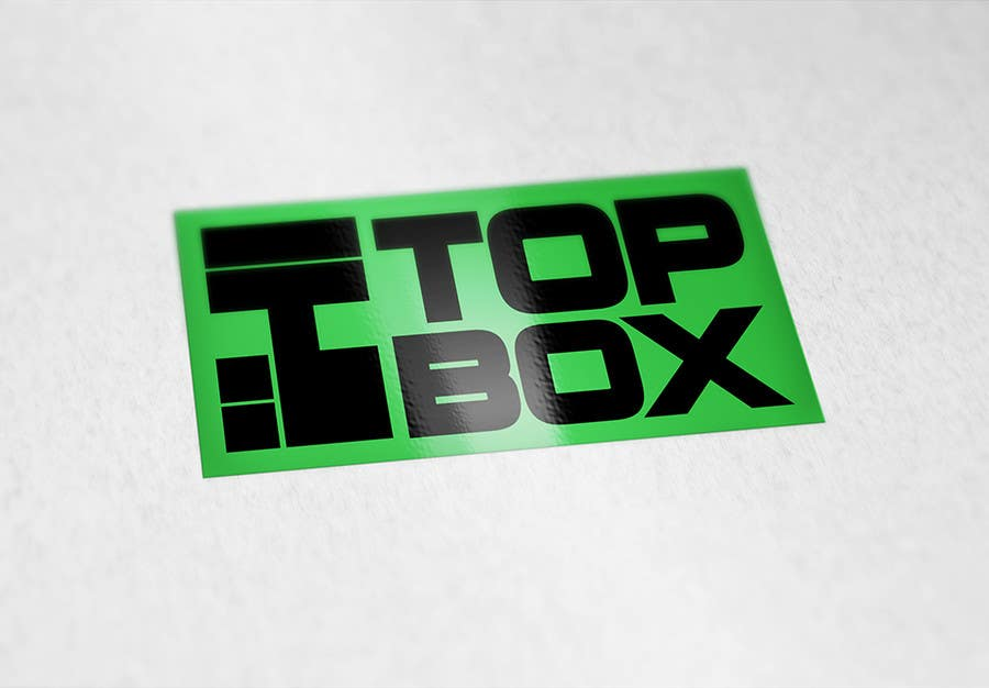 Contest Entry #109 for Logo Design for CrossFit Publication Top Box