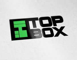 #111 untuk Logo Design for CrossFit Publication Top Box oleh markmael