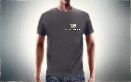 mohammedkh5 tarafından Logo Design for CrossFit Publication Top Box için no 117