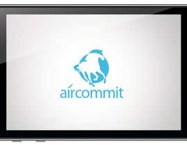#32 para Design a Logo for AirCommit por Evgeniya82