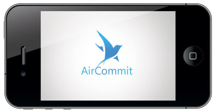 Konkurrenceindlæg #38 for Design a Logo for AirCommit