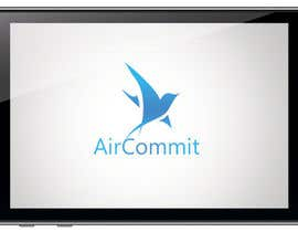 #38 para Design a Logo for AirCommit por Evgeniya82
