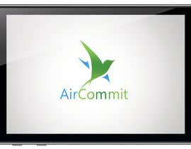 #39 para Design a Logo for AirCommit por Evgeniya82