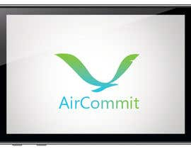 #43 para Design a Logo for AirCommit por Evgeniya82