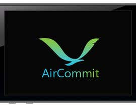#61 para Design a Logo for AirCommit por Evgeniya82