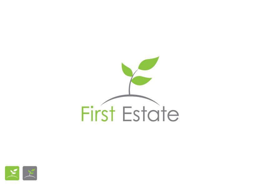 Konkurrenceindlæg #                                        104                                      for                                         Design a Logo for 'First Estate'