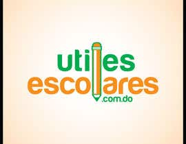 "#146 para Design a Logo for ""utilesescolares.com.do"" (School Supplies in spanish) por fatamorgana"