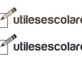 "nº 251 pour Design a Logo for ""utilesescolares.com.do"" (School Supplies in spanish) par alivadesigns"