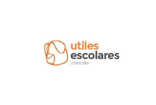 "Kilpailutyö #273 kilpailussa Design a Logo for ""utilesescolares.com.do"" (School Supplies in spanish)"