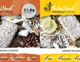 #82 para We need catchy flavor names for our natural protein bars por askalice