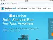 Graphic Design Contest Entry #42 for Design et logo til Docker Shell