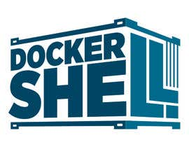 #28 for Design et logo til Docker Shell af giobanfi68