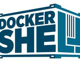 nº 32 pour Design et logo til Docker Shell par giobanfi68