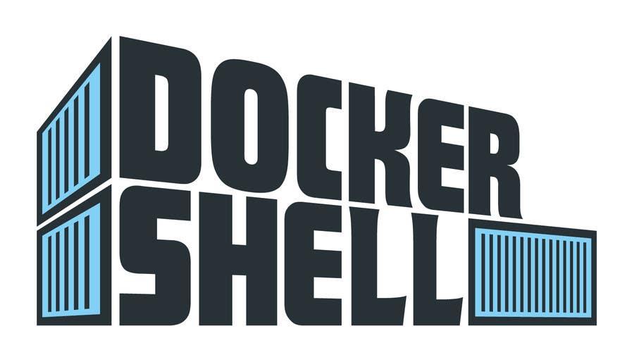 Contest Entry #                                        77                                      for                                         Design et logo til Docker Shell